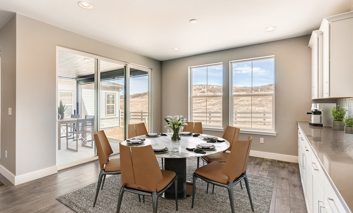 Canyons Luxe Stratton Dining