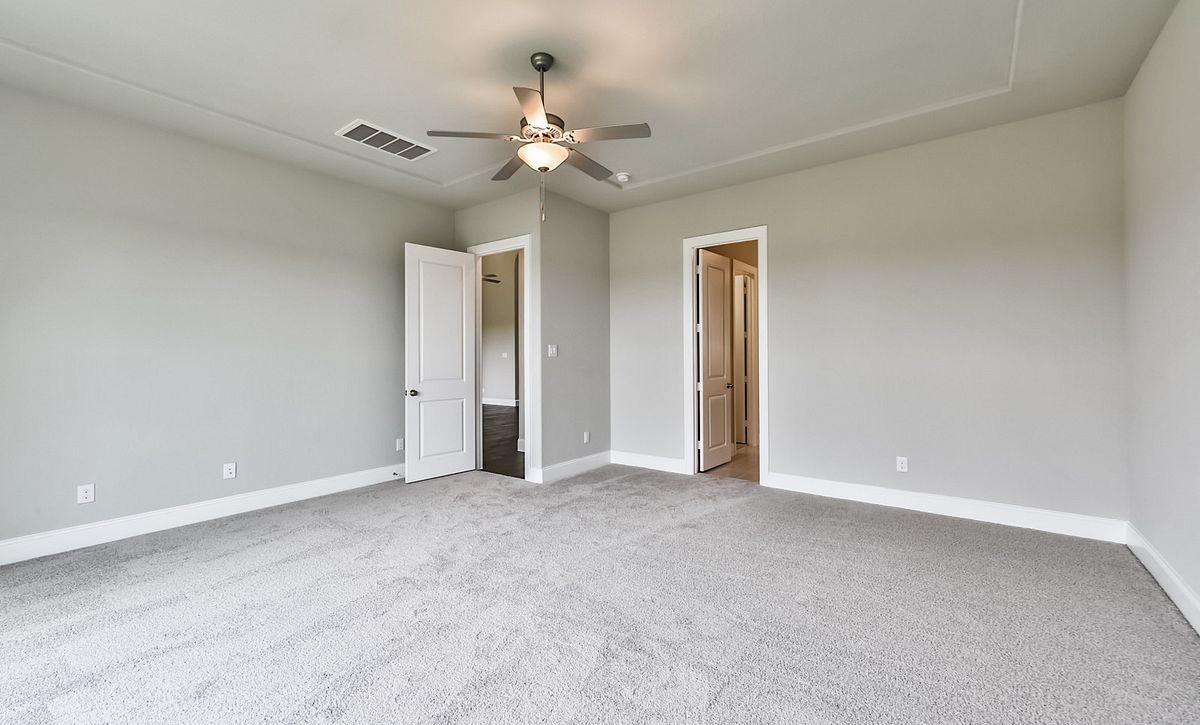 7019 Prairie Grass Plan 6050 Master Suite