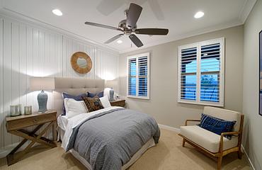 Plan 4012 Guest Room