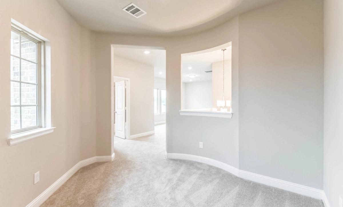 Plan 5129 Hallway