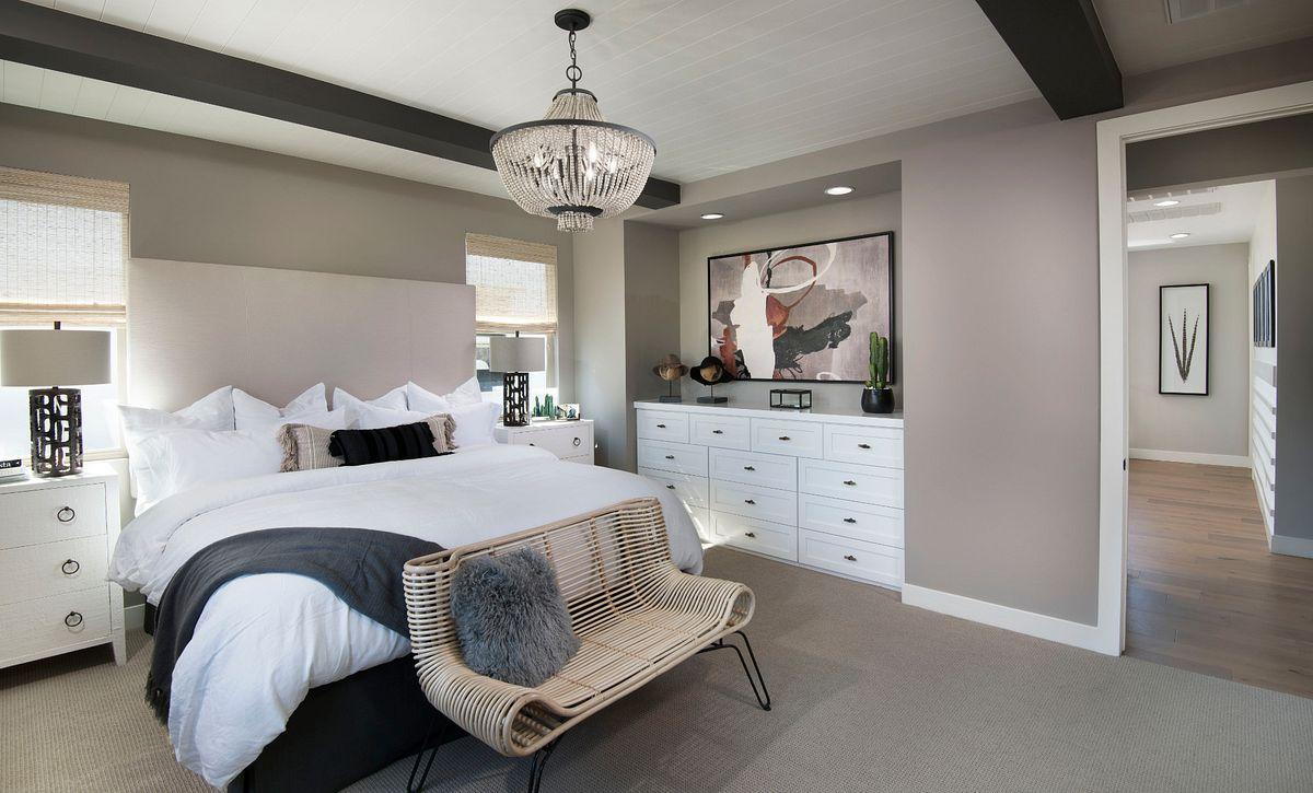 Hope Plan Master Bedroom