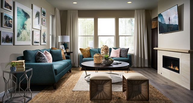 Crescendo at Central Park Plan 2203 Great Room