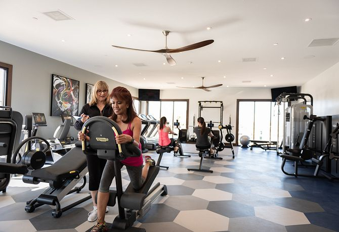 Trilogy Summerlin Afturburn Fitness Studio