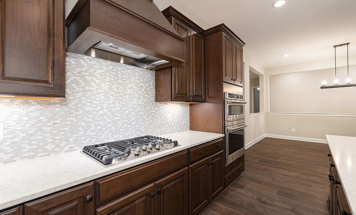 Trilogy at Lake Frederick Quick Move In Home Evoke Plan Kitchen