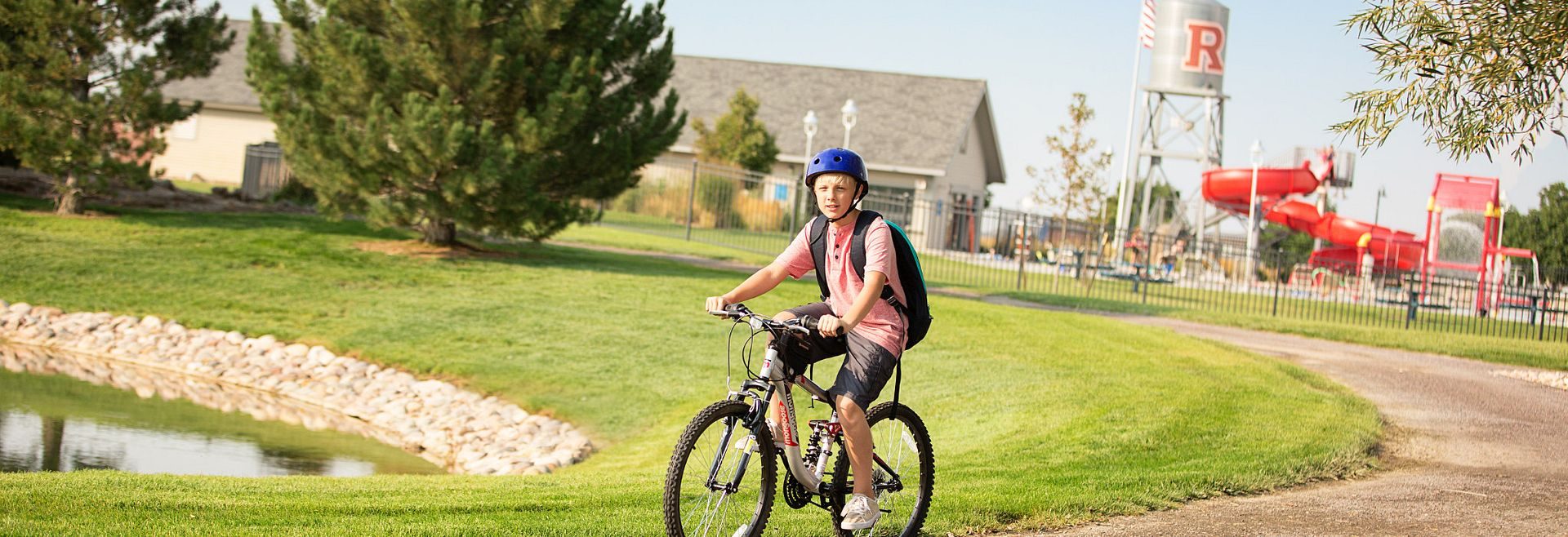 Reunion Lifestyle Bike Trails