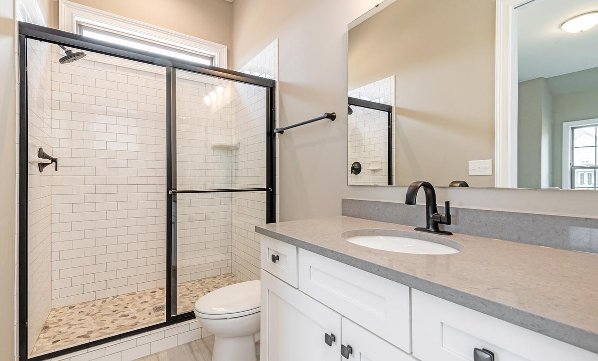 Kingsley plan First-floor Guest Suite