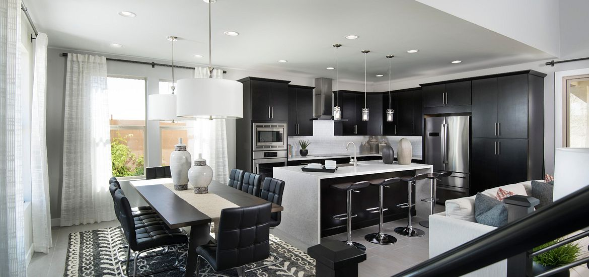 Compass at Recker Pointe Plan 1011 Altair Kitchen