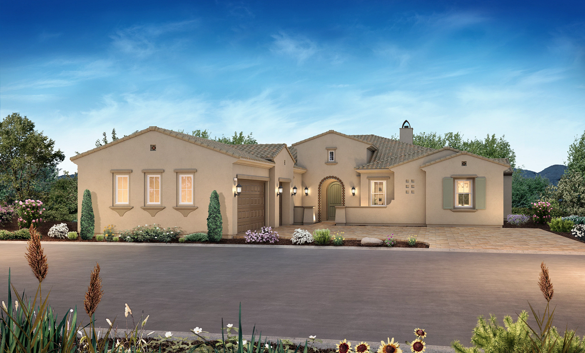 The Enclave Plan 3A Rendering