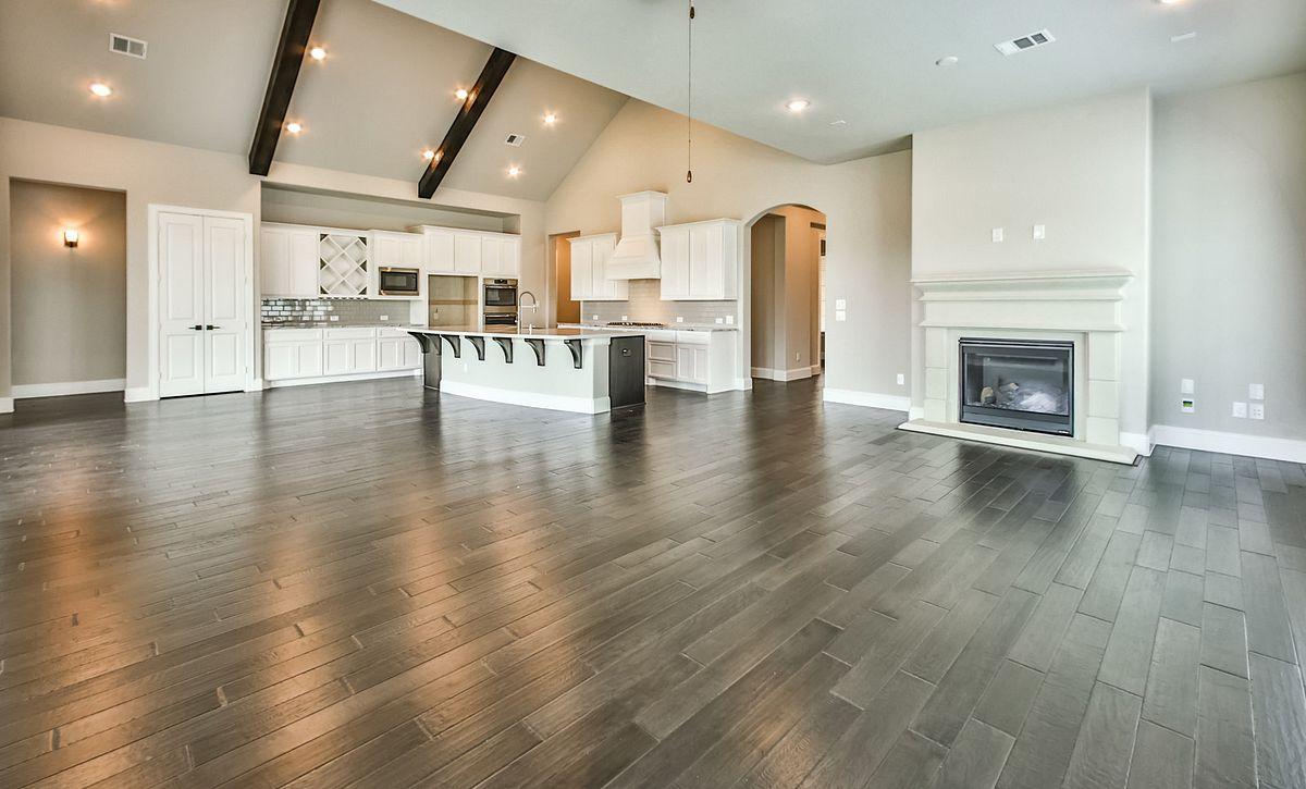 Plan 5114 Living Area