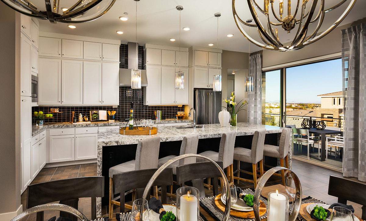 Trilogy in Summerlin Viewpoint Dining & Kitchen