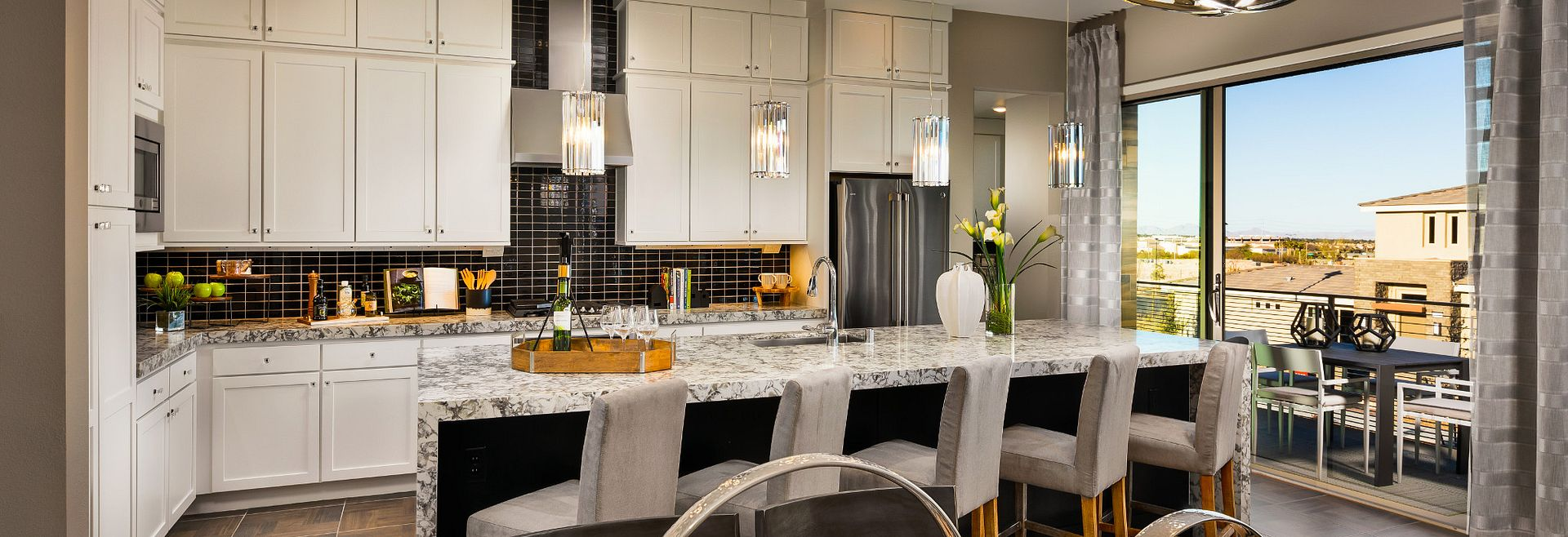 Trilogy Summerlin Viewpoint Kitchen & Dining