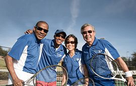 Trilogy Orlando Tennis Group