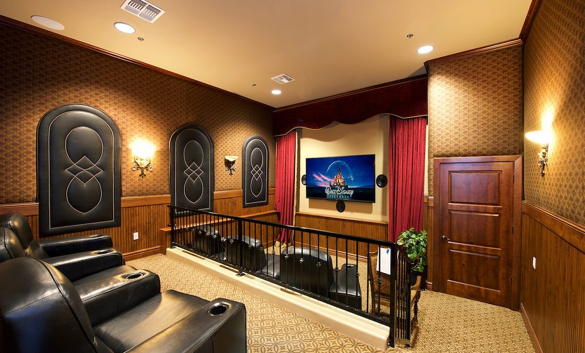 Vantage Community Clubhouse Theater