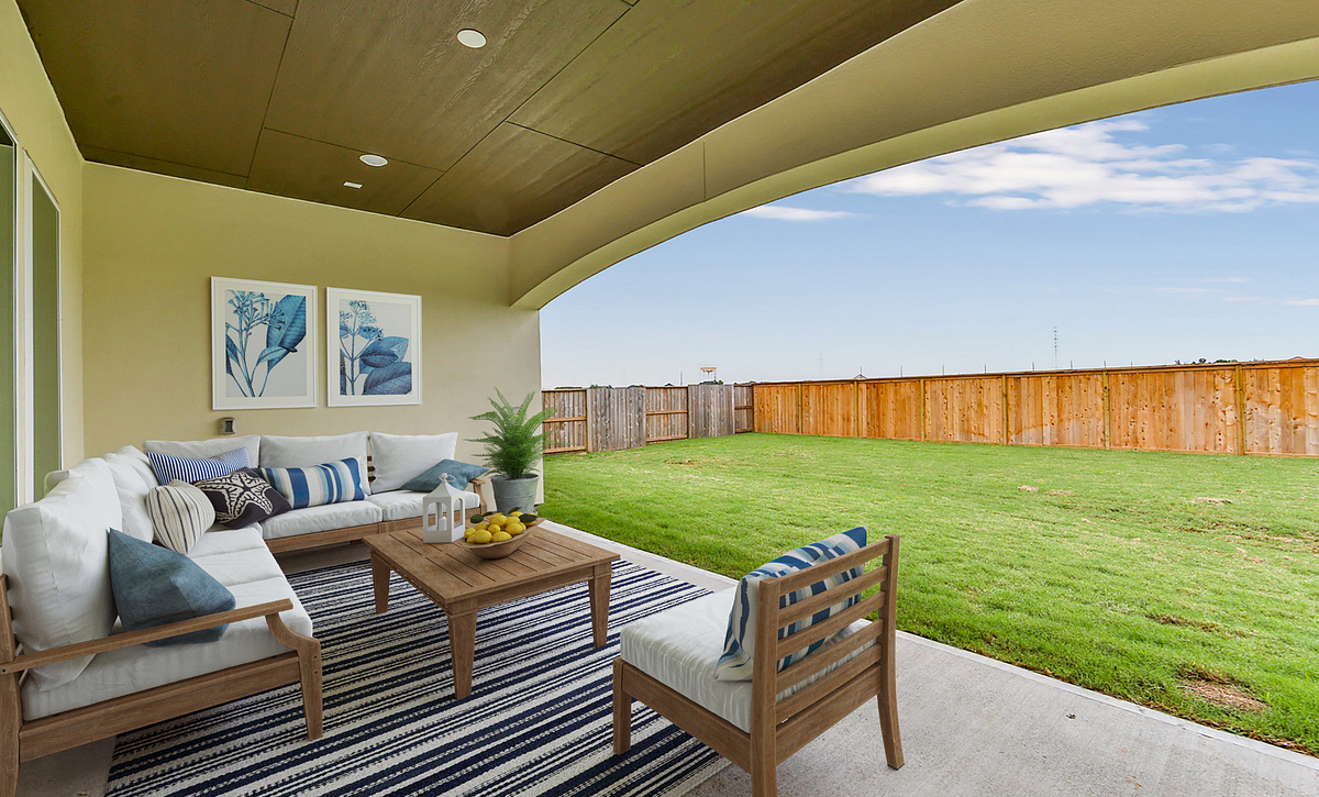 Plan 6050 Outdoor Living