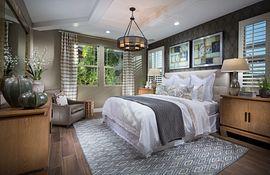 Plan 1 Cortesa Master Bedroom