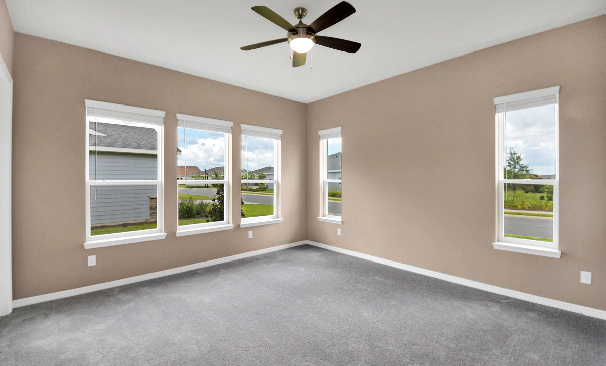 Trilogy at Ocala Preserve Quick Move In Home Imagine Plan Master Bed