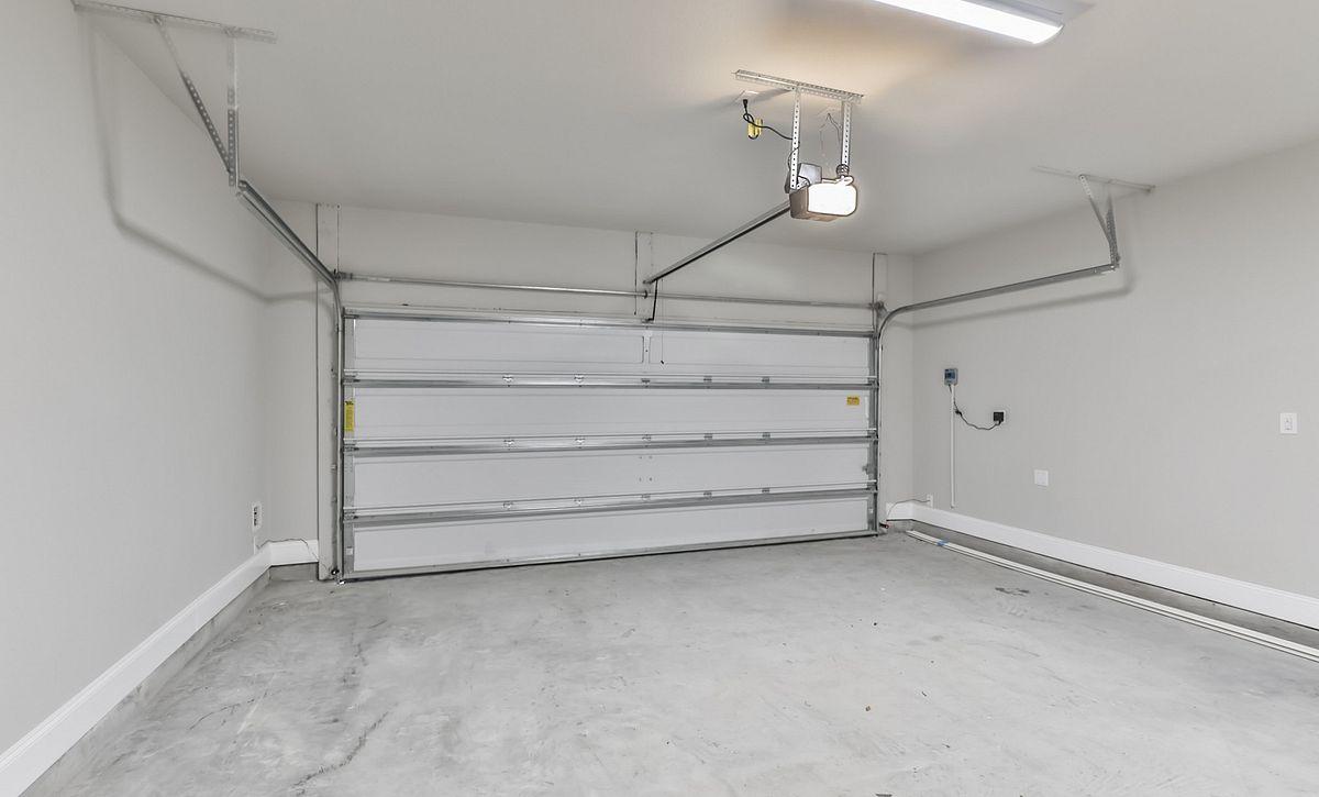 Plan 4039 Garage