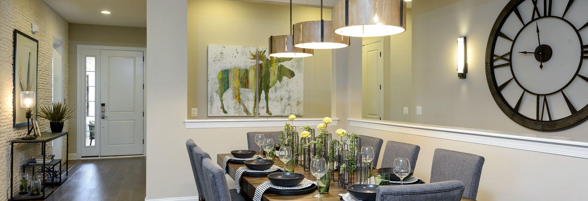 Evoke Plan Dining Room