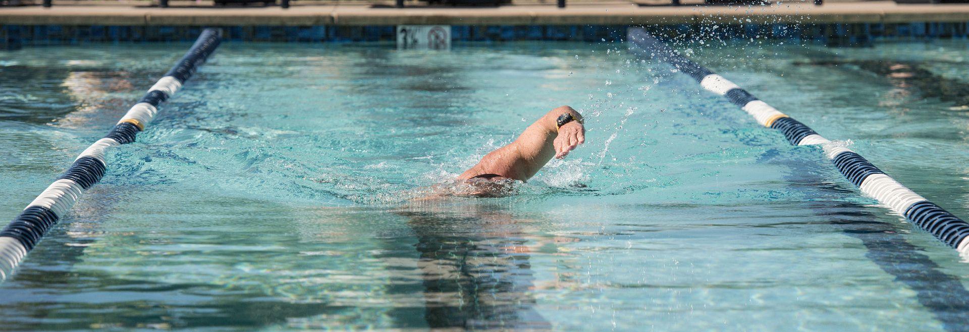 Trilogy Polo Club Resort Lap Pool