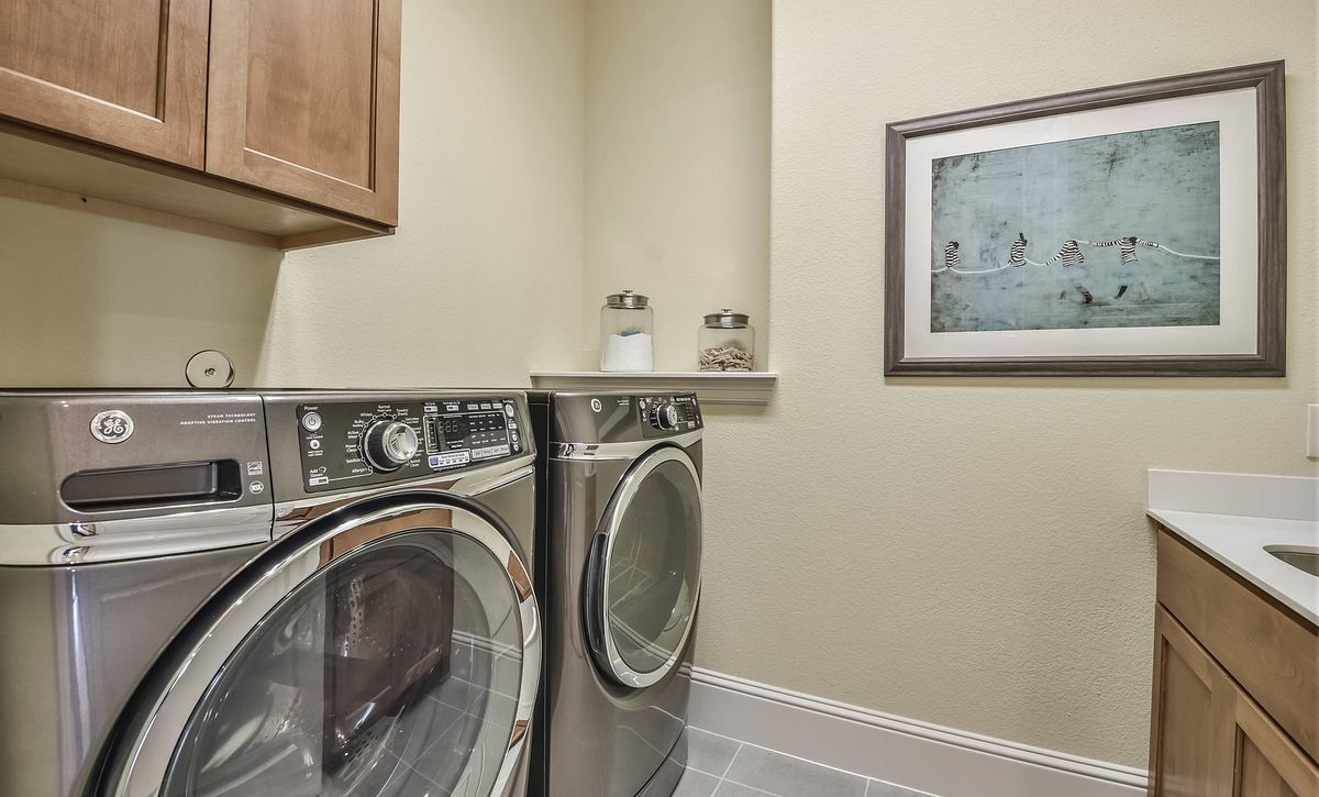 Plan 5023 Laundry