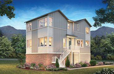 Crescendo at Central Park Plan 2205 Exterior B