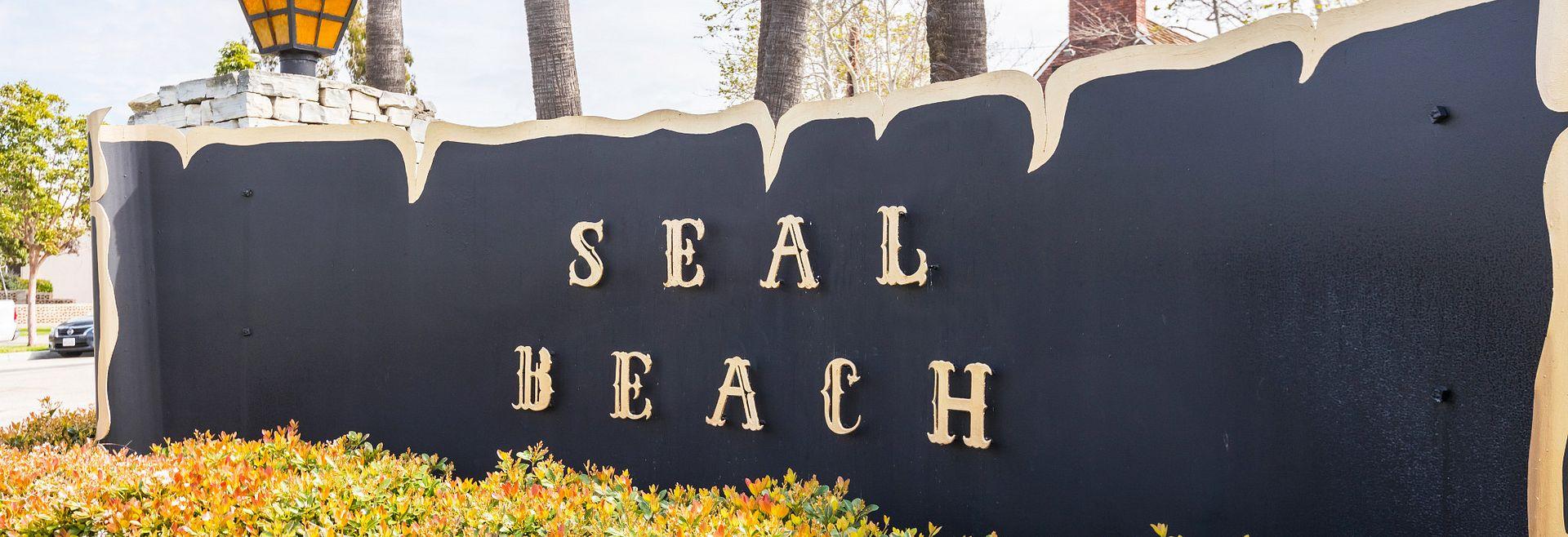 Seal Beach in Orange County, CA
