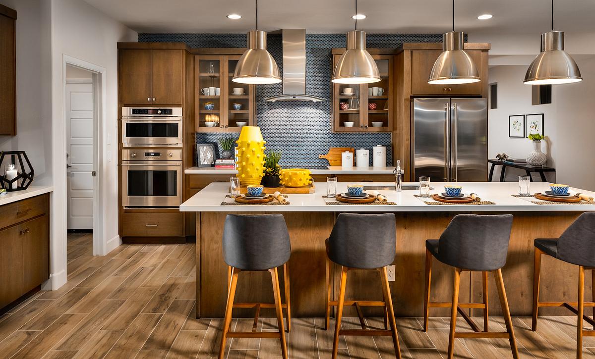 Evia Model Kitchen
