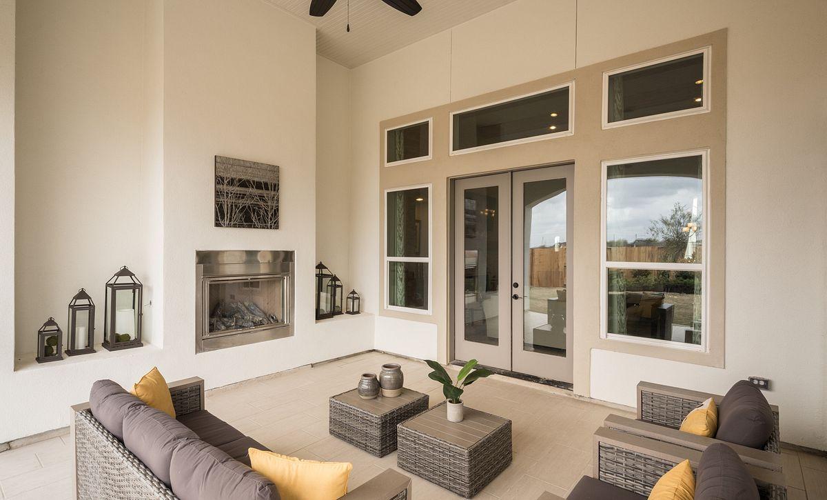 Plan 6015 Outdoor Living