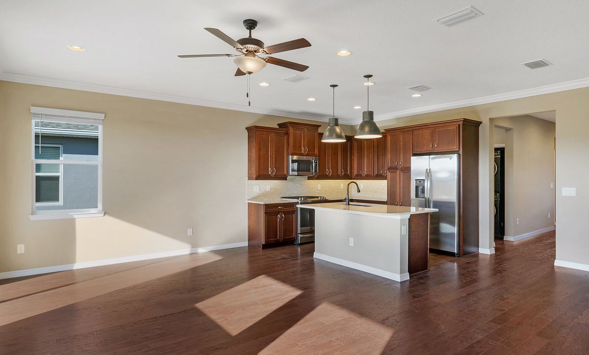 Trilogy at Ocala Preserve Quick Move In Aria Plan