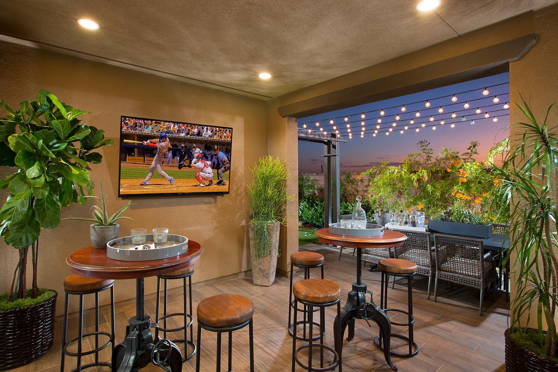 Plan 1 Cortesa Outdoor Room