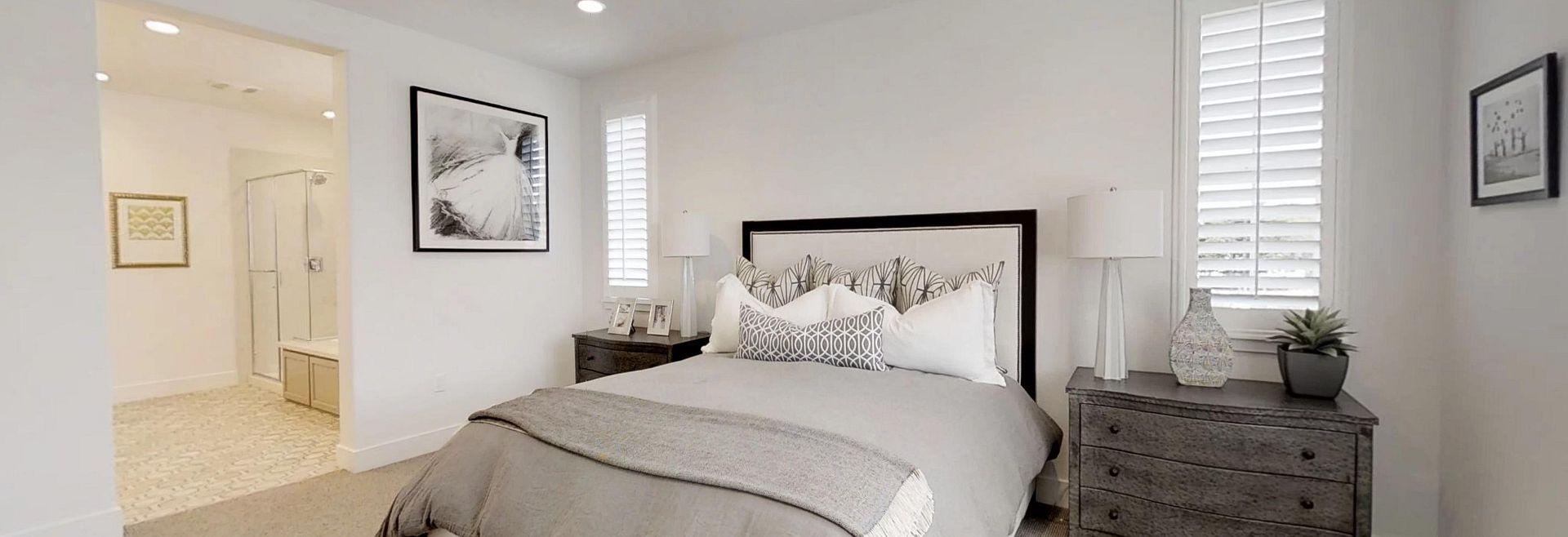 Boat House Plan 2 Master Bedroom