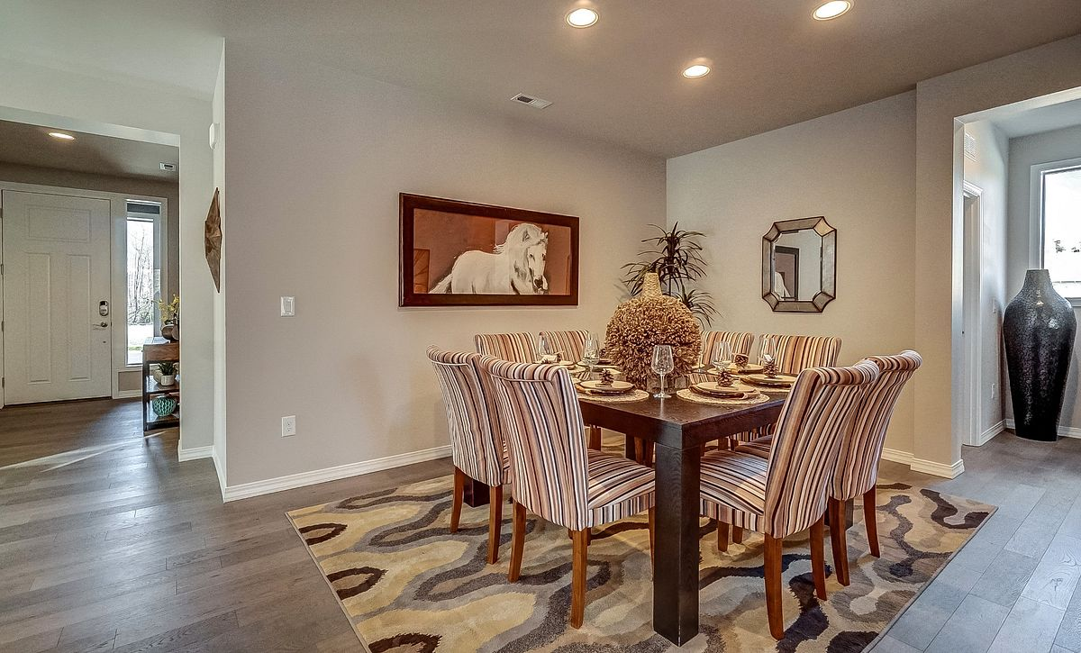 Trilogy Tehaleh Lot 4128 Dining Room