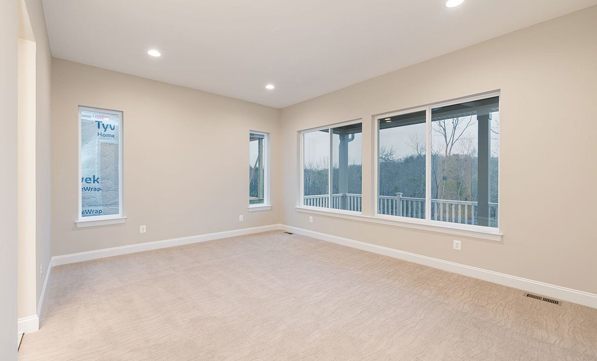 Trilogy at Lake Frederick Quick Move In Home Evoke Plan Master Bed