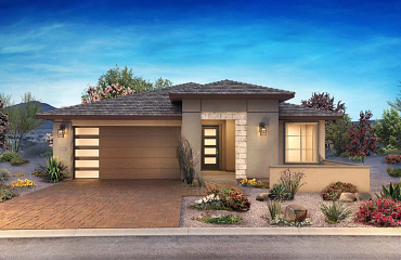 Desert Contemporary Exterior, Color 12