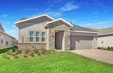 Trilogy at Ocala Preserve Quick Move In Cannes Plan Exterior