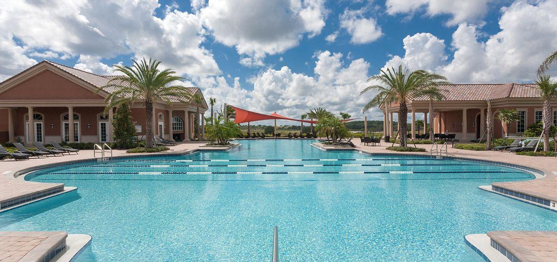 Trilogy Orlando Community Pool