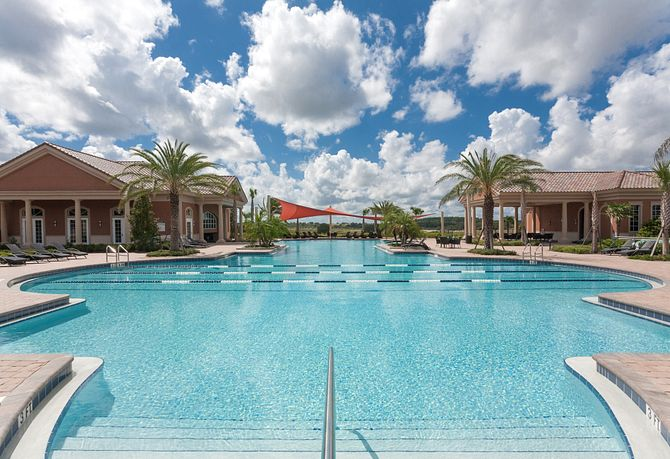 Trilogy Orlando Outdoor Pool