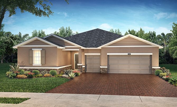 Trilogy Orlando Elevation Liberty Plan