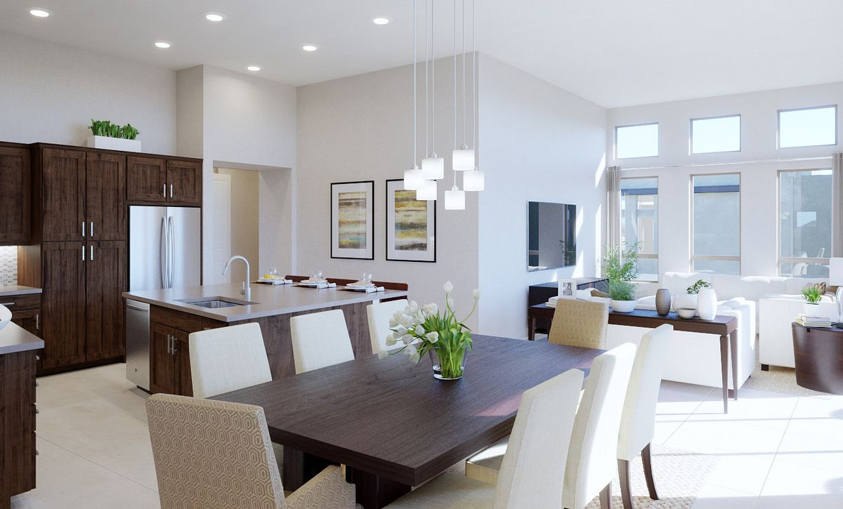 Trilogy Summerlin Summit Dining Rendering