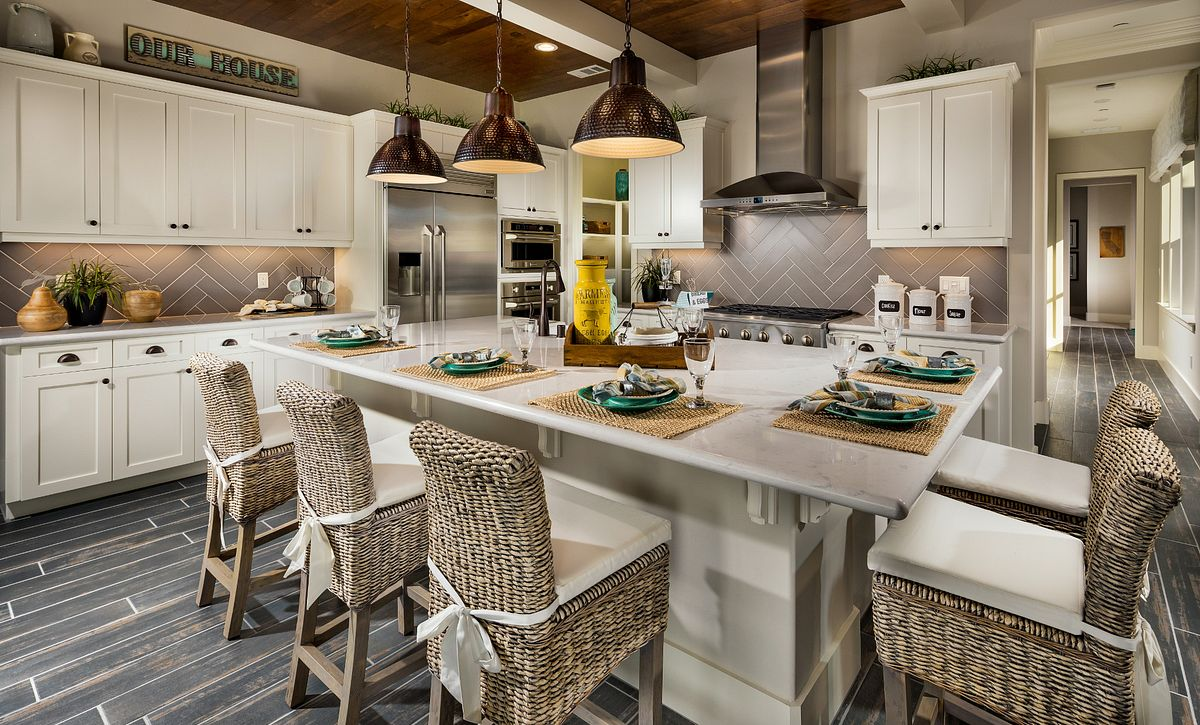 Trilogy Monarch Dunes Ventana Kitchen