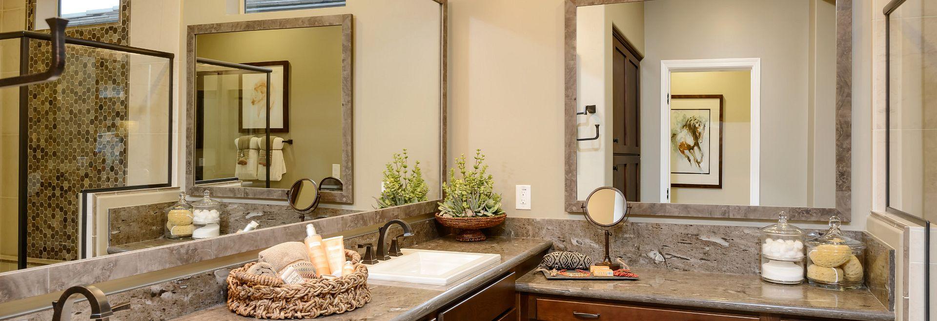 Resolution Model Master Bathroom