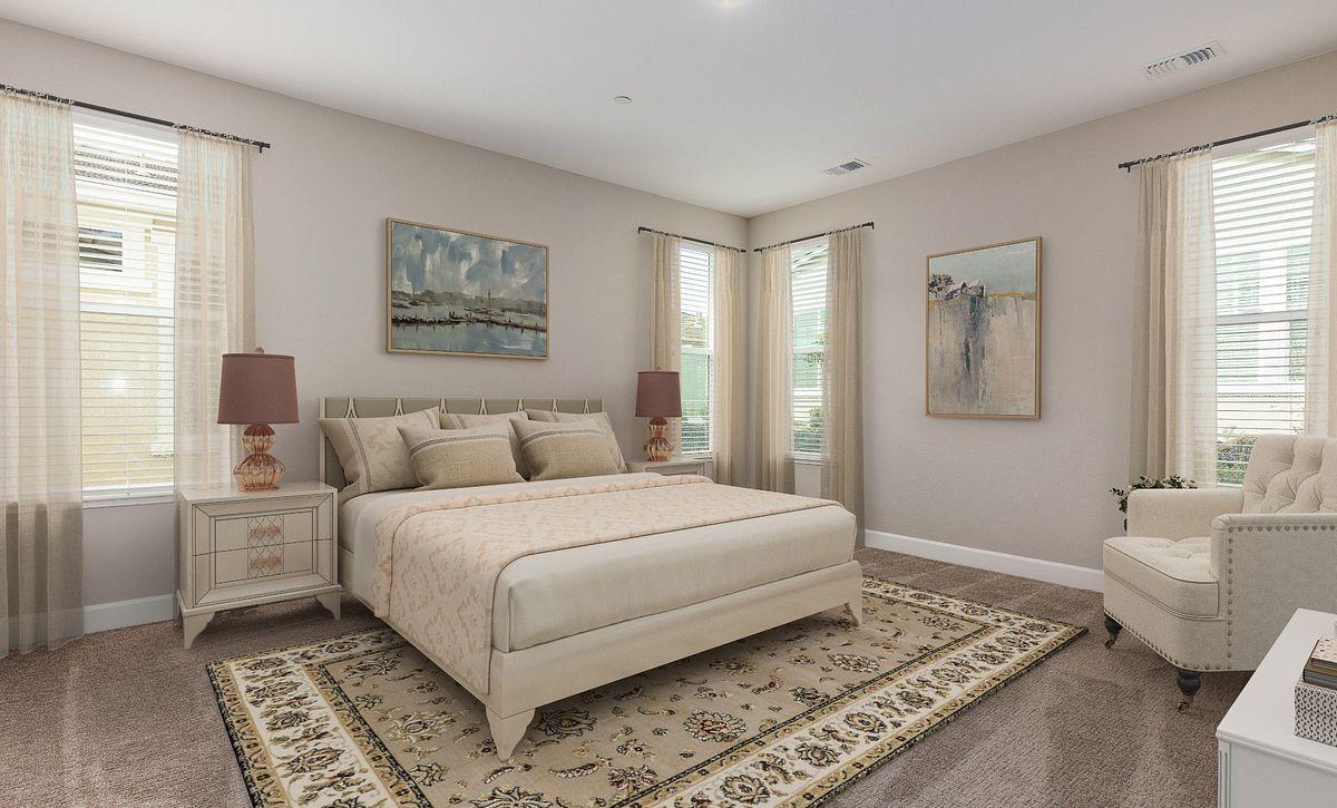 Trilogy Rio Vista Lot 0022 Master Bedroom