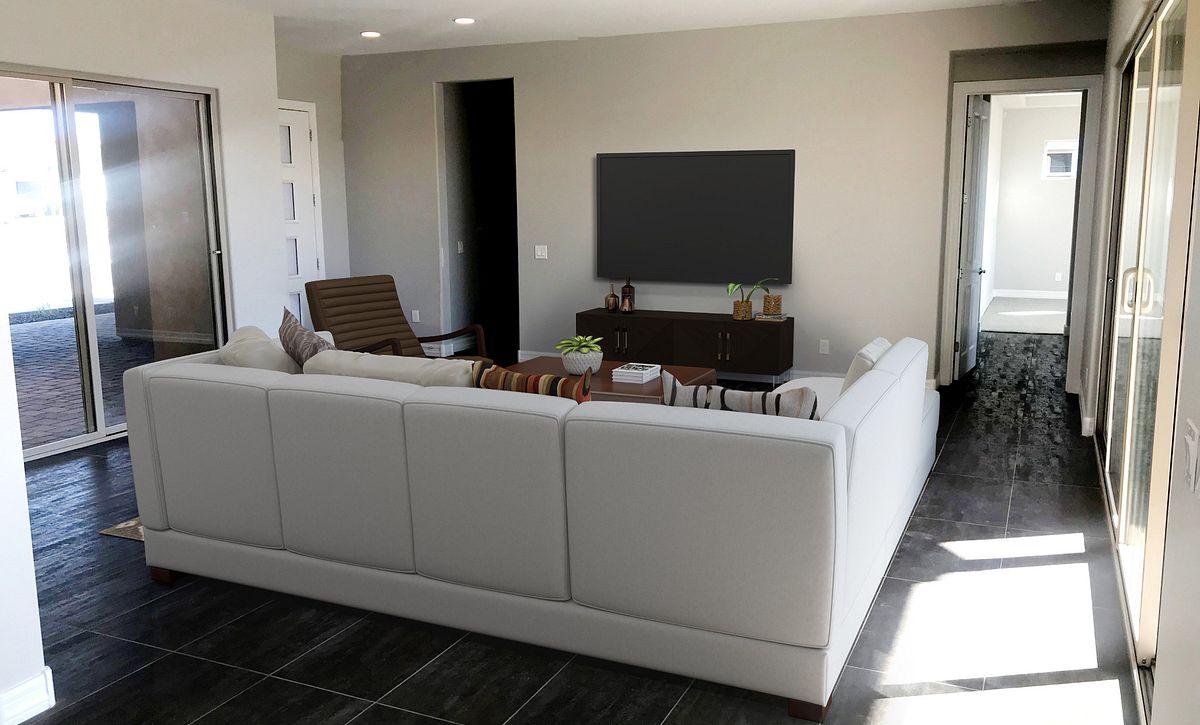 Origin, Homesite 258, Great Room
