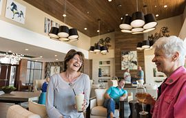 Trilogy Ocala Homeowners at Happier Hour