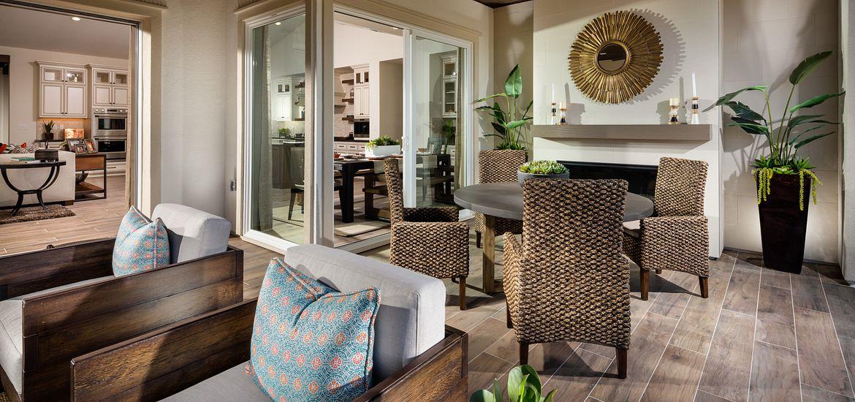 Vista Dorado Plan 2 Outdoor Room