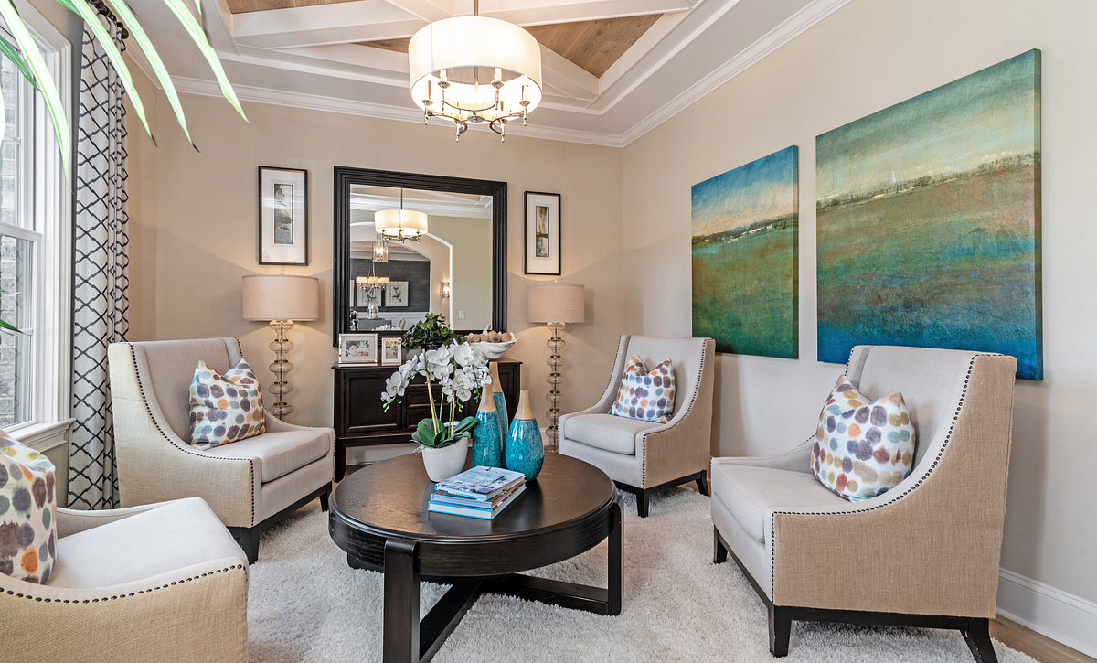 Providence plan Living Room