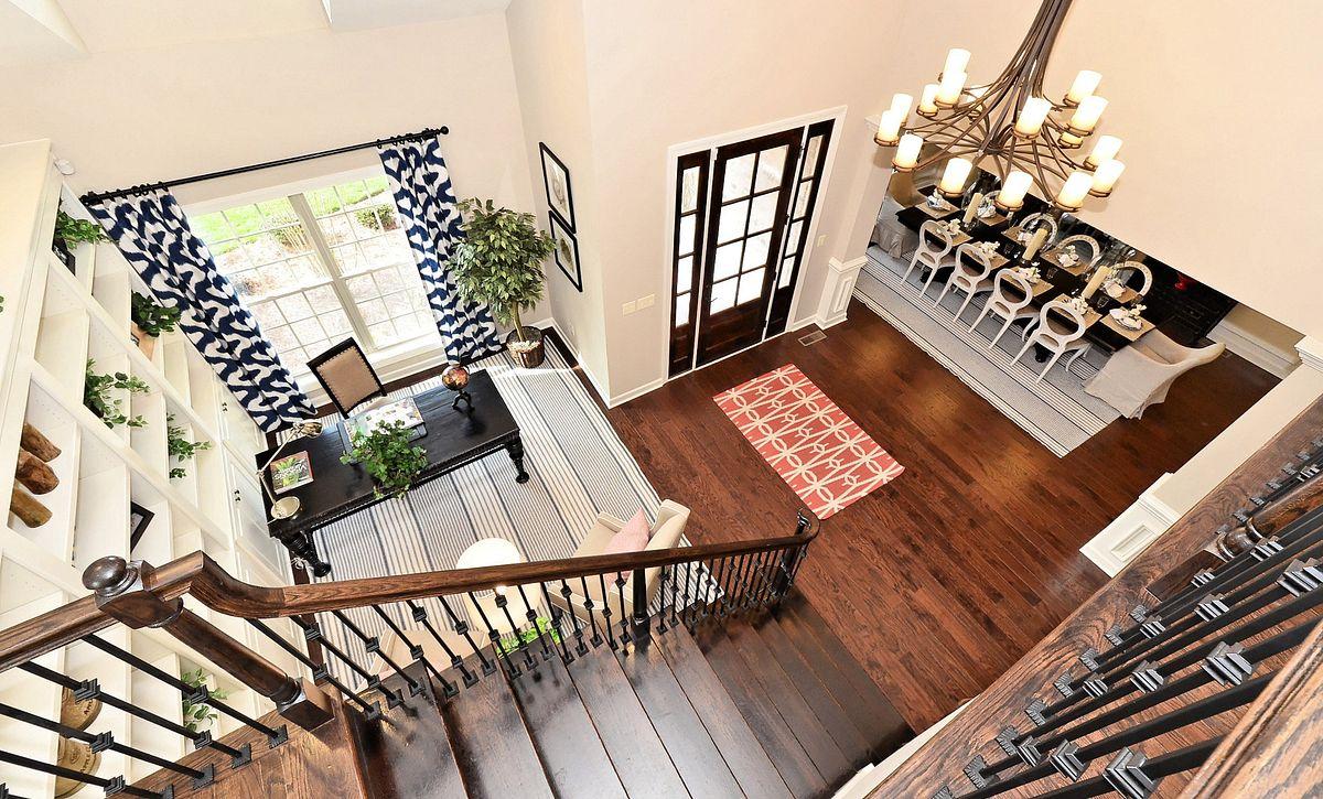 Avalon plan Foyer