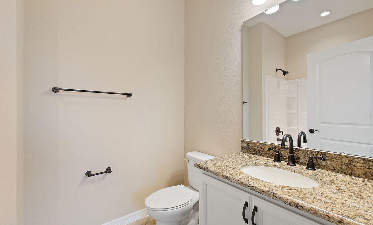 Trilogy Orlando Declare Plan Guest Bath