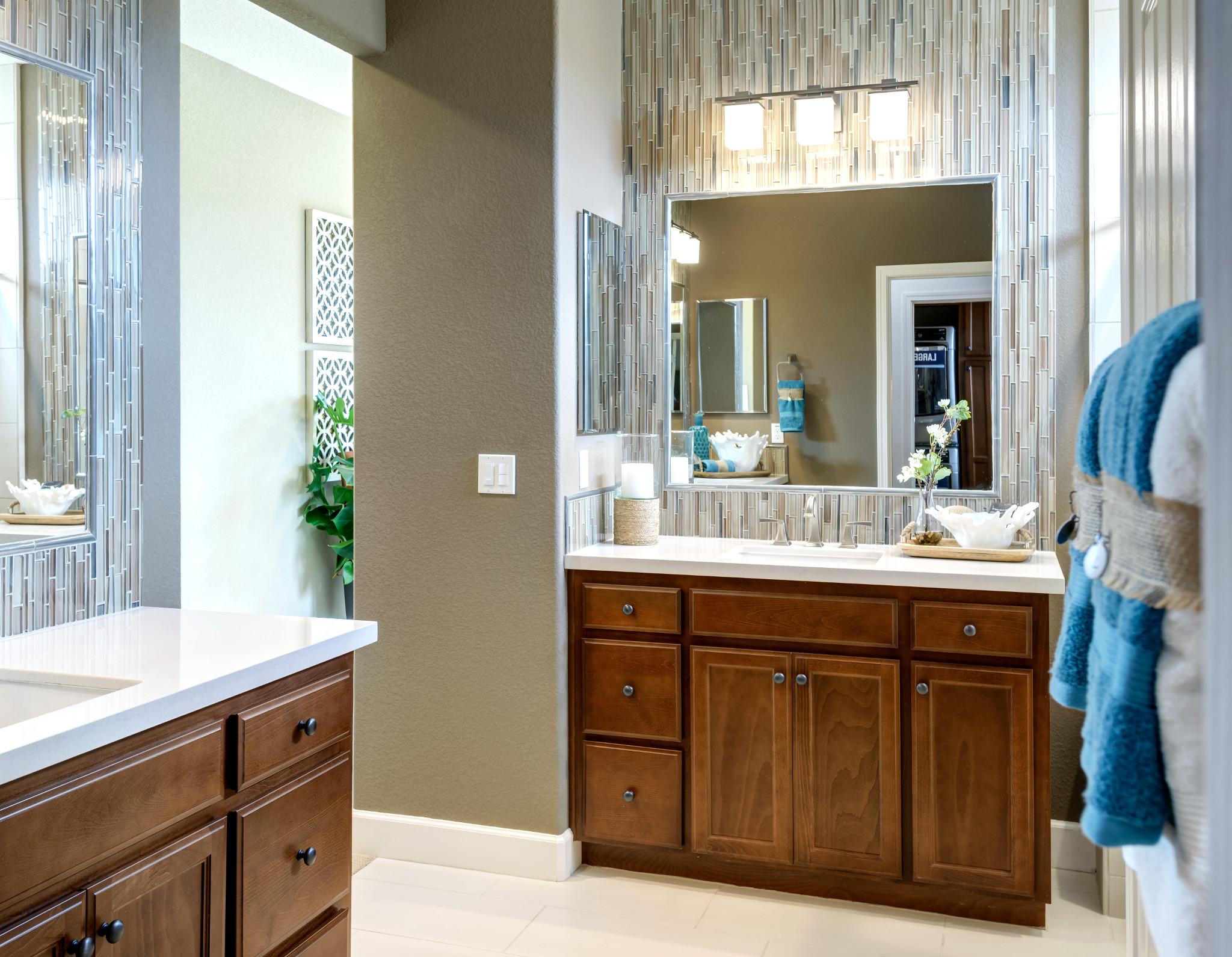 Trilogy Rio Vista Reflect Master Bathroom