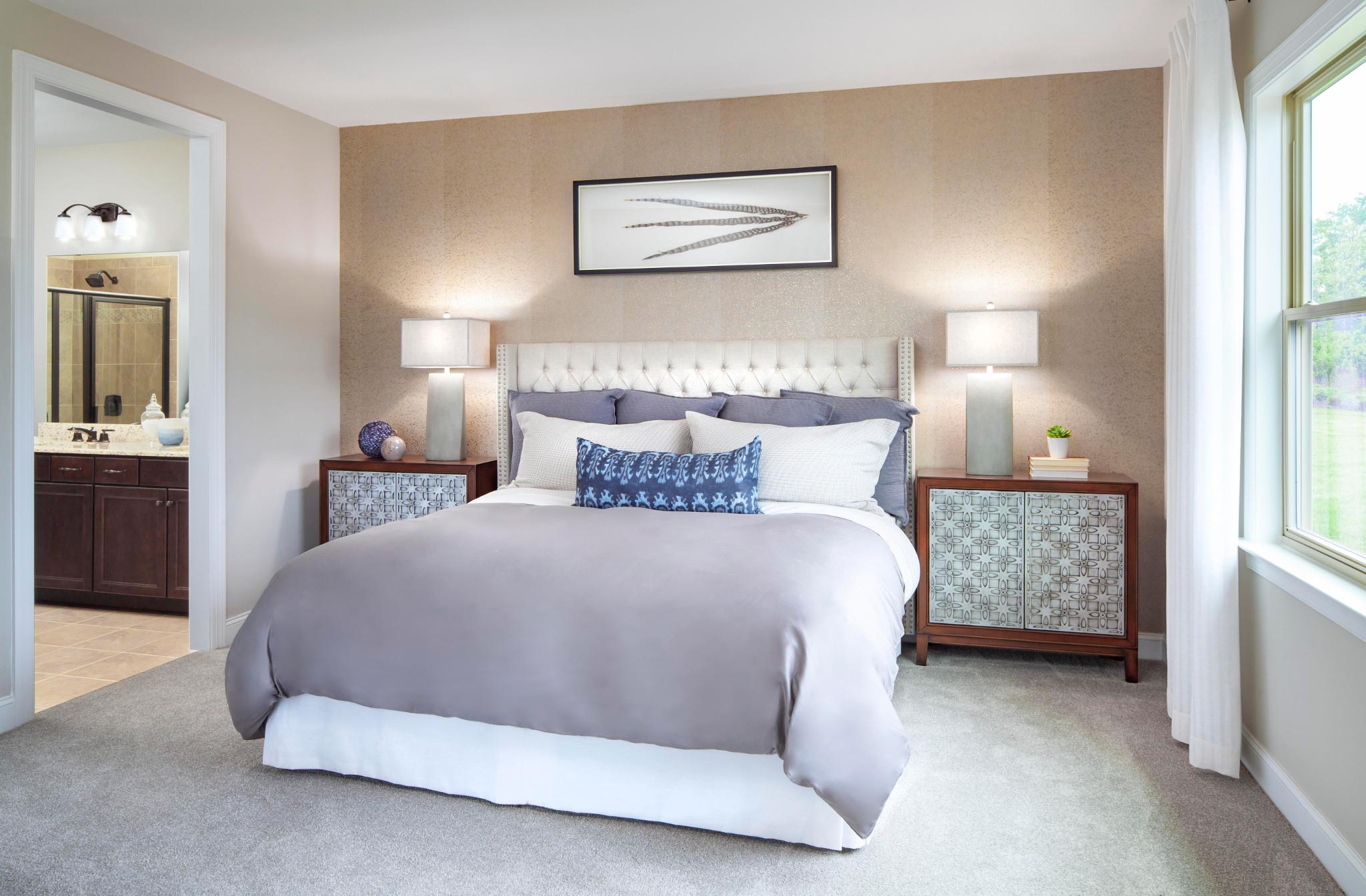 Trilogy Lake Norman Affirm Plan Master Bed